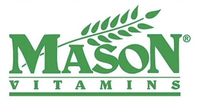 50% Off All Mason Vitamins in April!